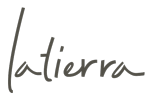 latierra restaurante Logo